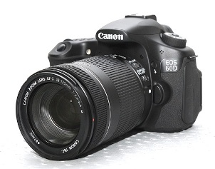 کانن Canon EOS 60D + 18-200 IS   مرکز دوربین های دیجیتالکانن Canon EOS 60D + 18-200 IS