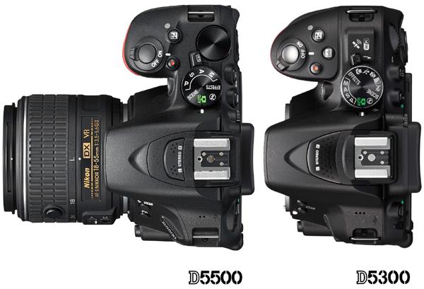 دوربین نیکون d5500