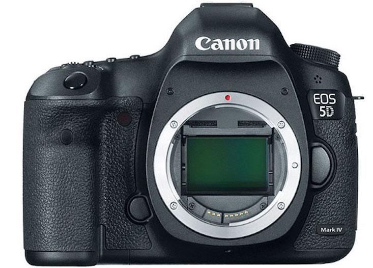 canon 5d IV