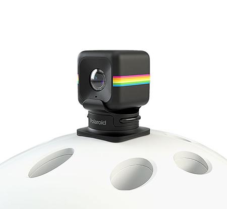 مانت پولاروید Polaroid Mount Helmet