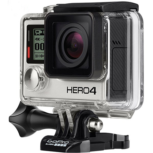 GoPro HERO4 Black Action