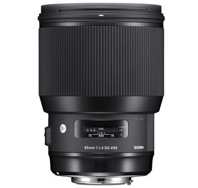 لنز Sigma 85mm f/1.4 DG HSM Art Lens for Canon EF
