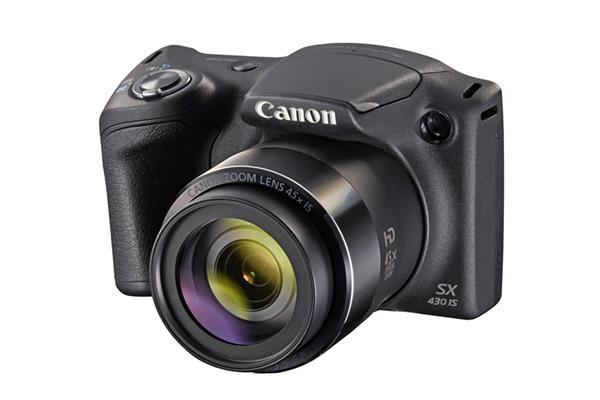 معرفی دوربین عکاسی کامپکت جدید کانن Canon sx430