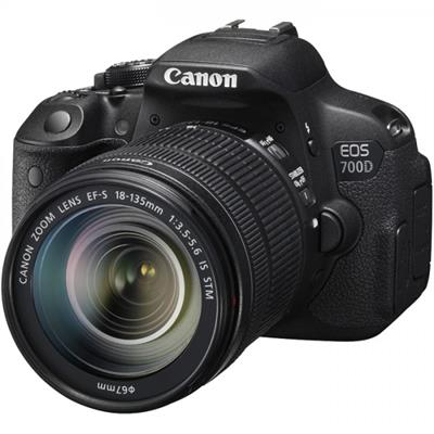 دوربین کانن 135-18 Canon EOS 700D / KissX7i Kit