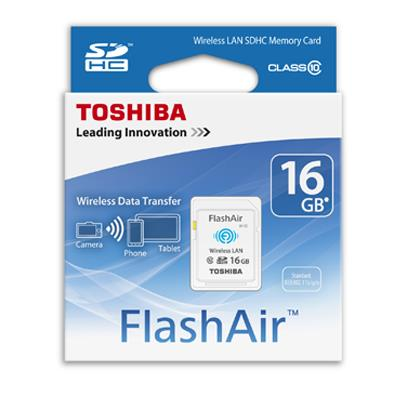 کارت حافظه WiFi SD Card Toshiba 16G