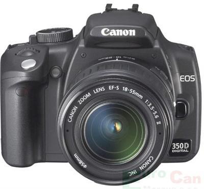 canon EOS 350D   مرکز دوربین های دیجیتالcanon EOS 350D