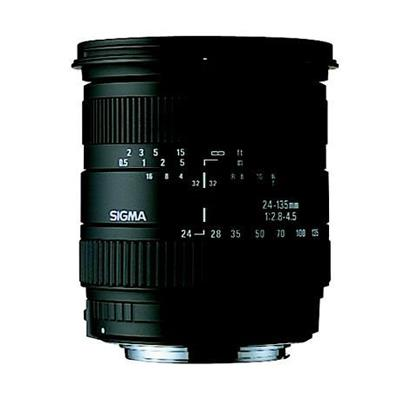 Sigma 24 - 135mm f/2.8-4.5 EX IF Zoom