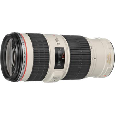 Canon EF 70-200mm f/4L IS