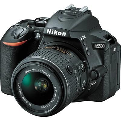 دوربین های عکاسی نیکون Nikon | نیکاسوننیکون Nikon D5500 kit 18-55 AFP