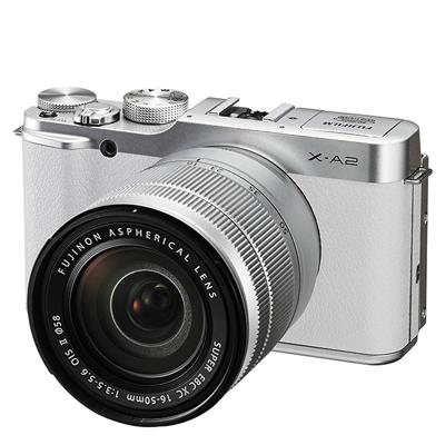 دوربین های عکاسی فوجی FUJI | نیکاسونفوجی فیلم Fujifilm X-A2