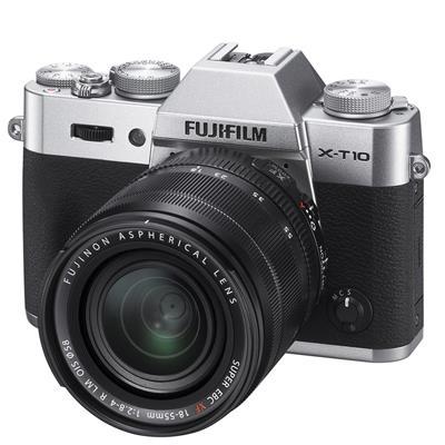 دوربین های عکاسی فوجی FUJI | نیکاسونفوجی فیلم Fujifilm X-T10
