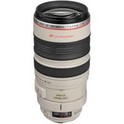 Canon EF100 - 400mm f/4.5 -5.6L IS USM