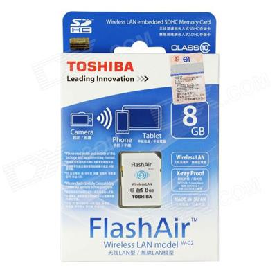 کارت حافظه WiFi SD Card Toshiba 8G