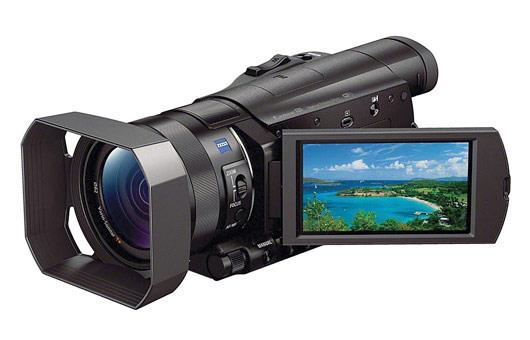 دوربین فیلمبرداری سونی Sony FDR-AX100 7