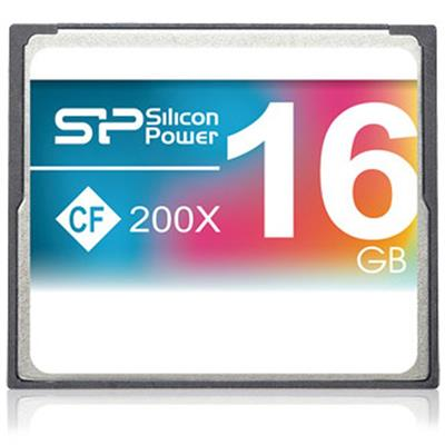 Silicon Power CF Card 16GB