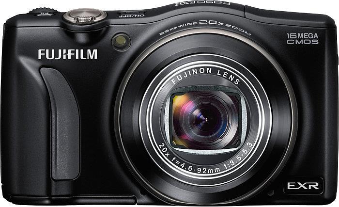 Fujifilm F850 2