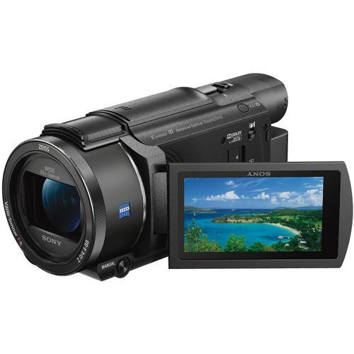 دوربین فیلمبرداری سونی Sony FDR-AX53 2