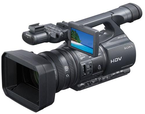 آموزش تصويربرداري - معرفی دوربین های تصویربرداریمجهز به حسگر CMOS دوربین حرفه ای سونی