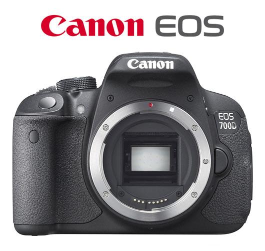 کانن Canon EOS 700D Body | مرکز دوربین های دیجیتالمشخصات کلیدی دوربین دیجیتال کانن ای او اس 700 دی Canon EOS 700D :