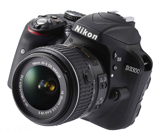 NIKON D3300 8
