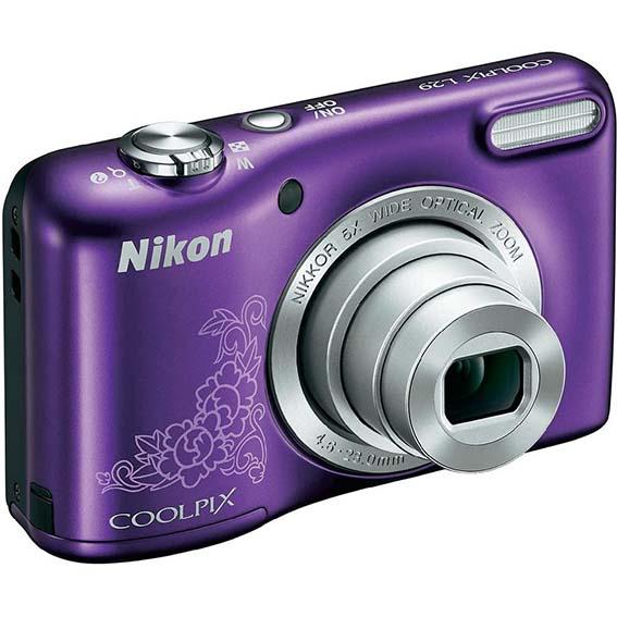 Nikon Coolpix L29 Text 1