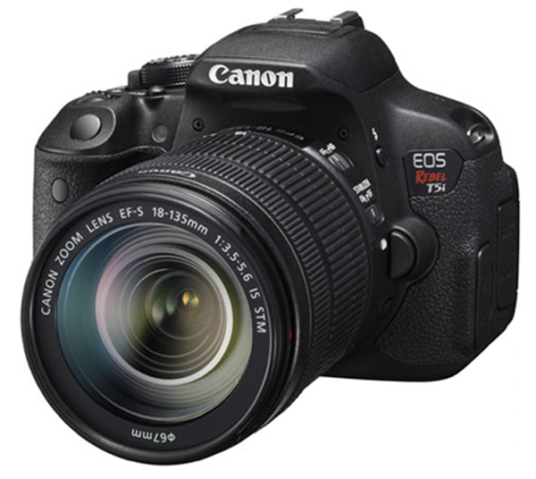 canon 750D 1