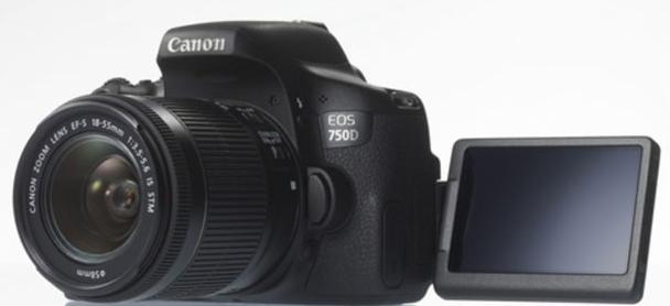 canon 750D 6