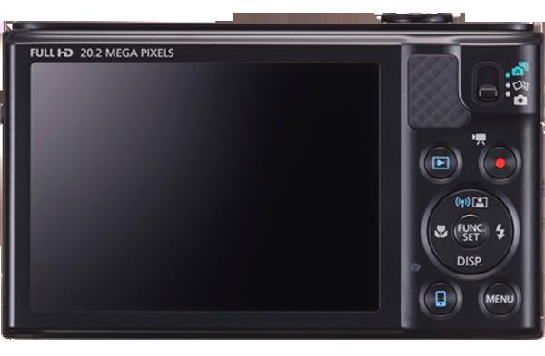 canon poweshot SX610 3