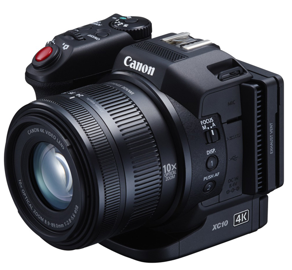 canon XC10 7