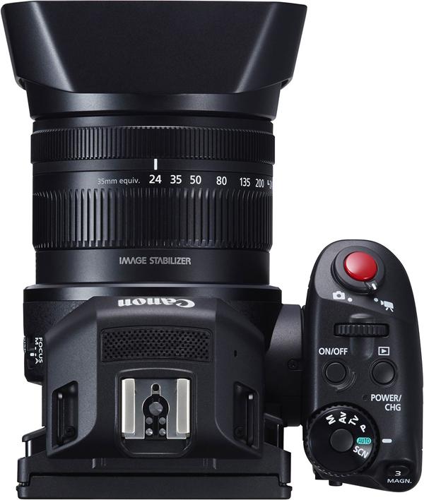 canon XC10 11