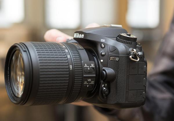 نیکون Nikon D7200 5