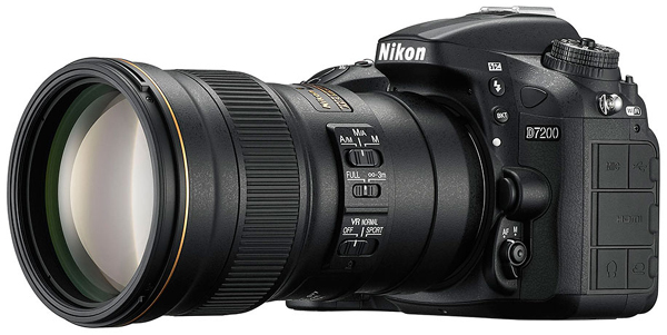 نیکون Nikon D7200 7