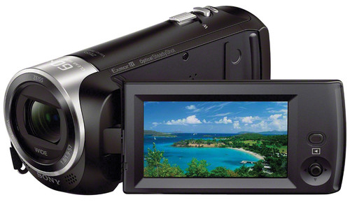 Sony HDR-CX405 4