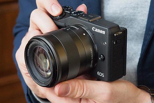 canon EOS M3 7