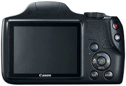 canon SX540 2