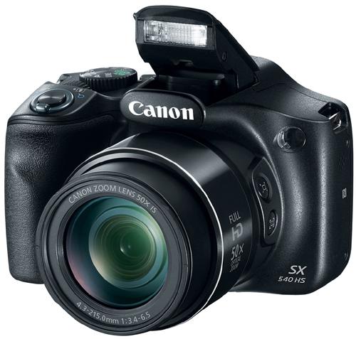 canon SX540 4