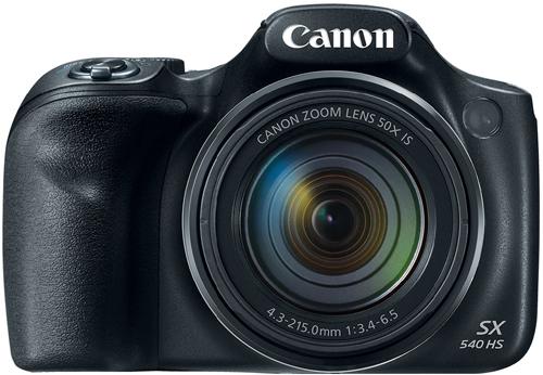 canon SX540 6