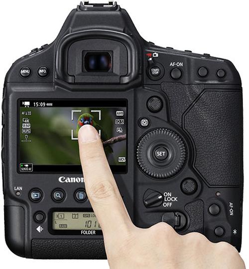 Canon EOS-1D X Mark II 11