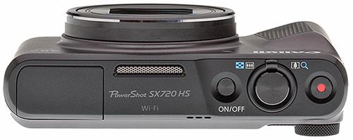 Canon SX720 HS 12